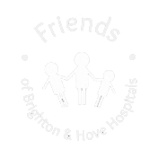 Friends of Brighton & Hove Hospitals logo.